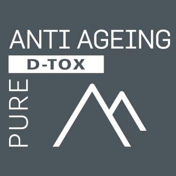 Soins pour le visage Alpure gamme Pure D-tox