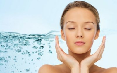 Prendre soin d'une peau déshydratée